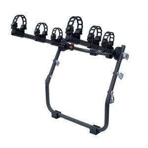Suport biciclete Menabo Mistral pentru 3 biciclete cu prindere pe haion/portbagaj