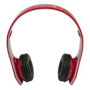 Casti audio pliabile MyMe M7 Red - sport, DJ, headphones