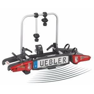 Suport Biciclete UEBLER i21 pe carlig, 2 biciclete, senzori parcare