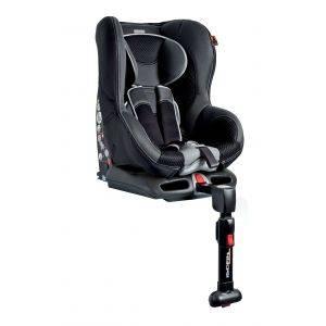 Scaun auto copii Bellelli Tiziano Isofix Black-Grey Grupa 1 (9 - 18 Kg)